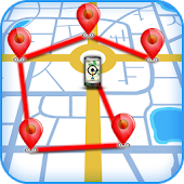 Localisation mobile Tracker