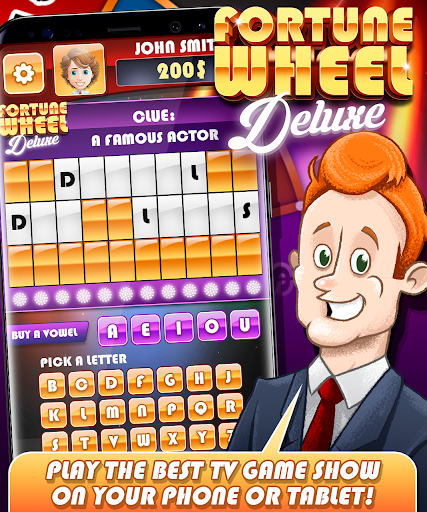 Fortune Wheel Deluxe 1.0 screenshots 9