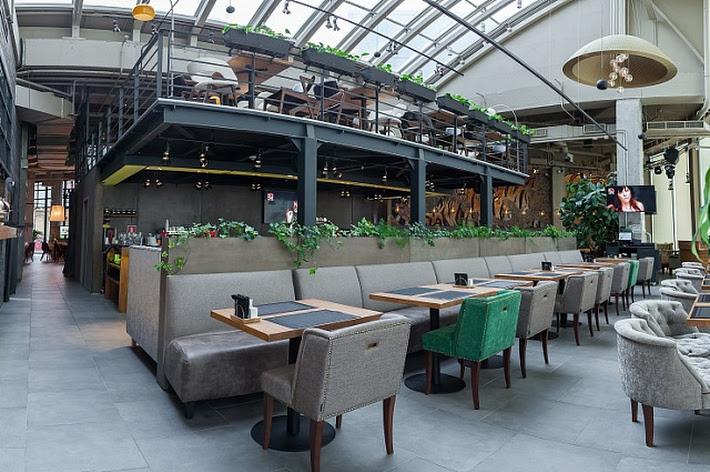 Фото №2 зала Bar BQ Cafe Метрополис