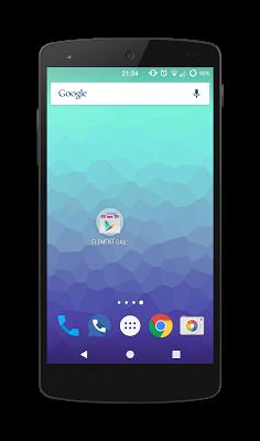 SoftBar - Layers Theme - screenshot