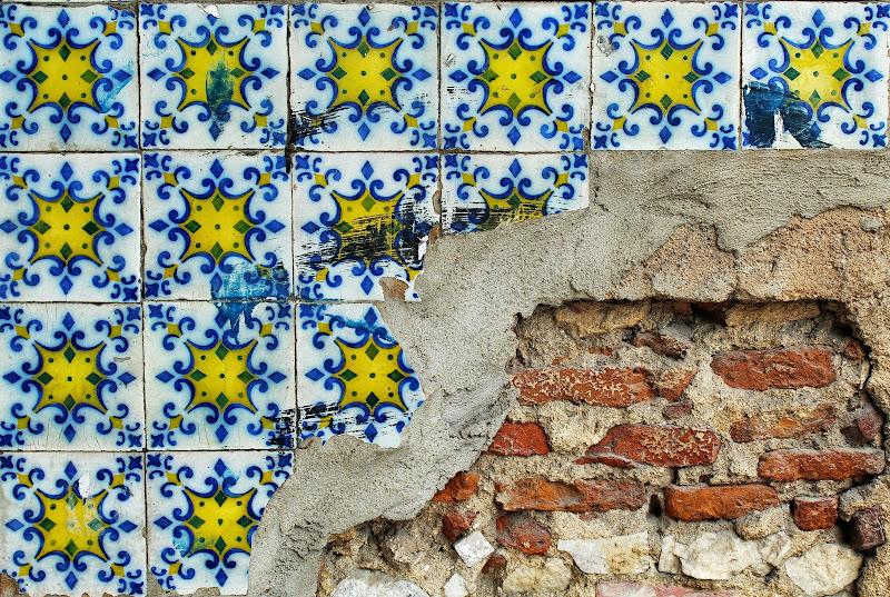 Ceramiche di Lisbona di nerocomebatman
