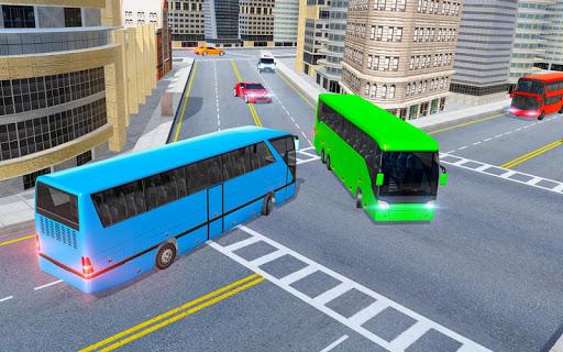 City Coach Bus Simulator - Modern Bus Driving Game 1.0 screenshots 2