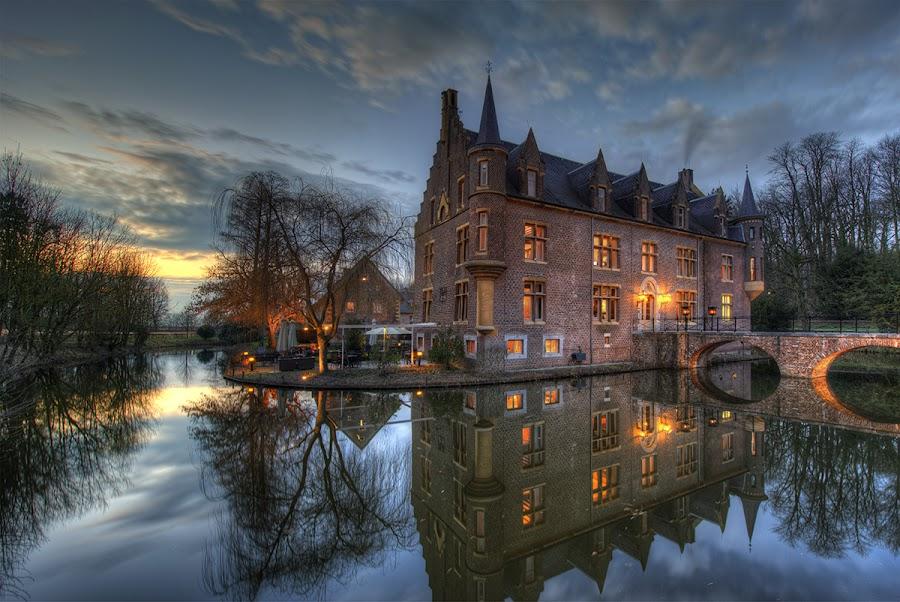 TerWorm castle by Niki Feijen - Buildings & Architecture Office Buildings & Hotels ( hdr, style.castle, ratcliff, trey )