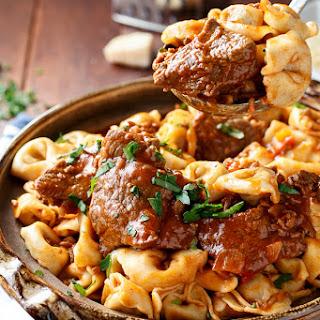 Sauce Beef Tortellini Recipes.
