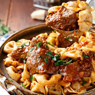 Sauce Beef Tortellini Recipes.