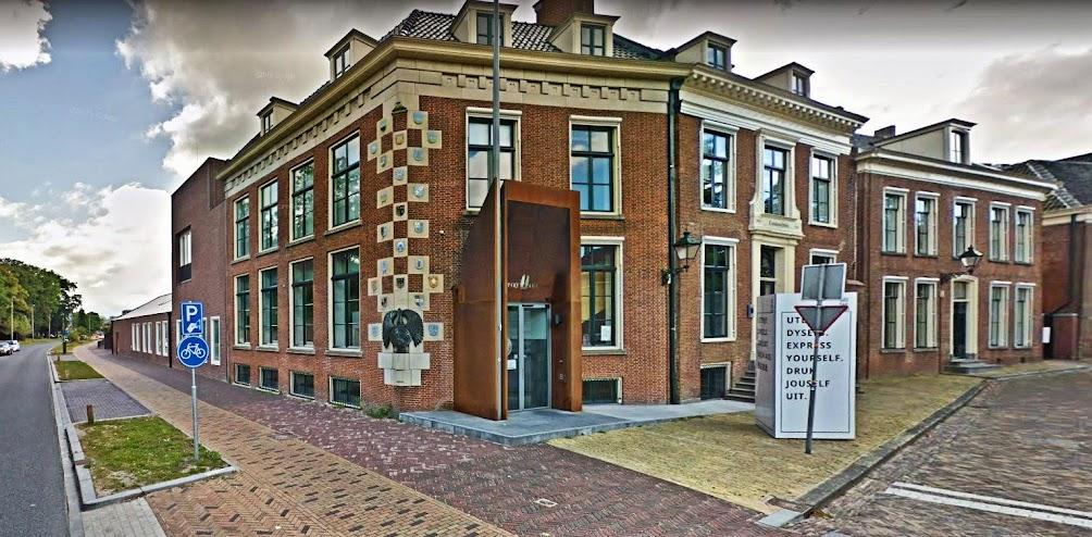 Aangeboden door: Stichting Microtoerisme InZicht Fotoblog Leeuwarden Fryske Akademy Coulonhus