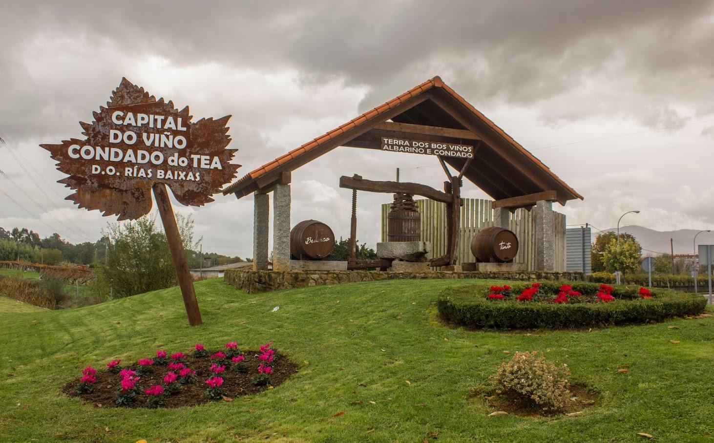 Salvaterra de Miño, capital do Viño do Condado do Tea