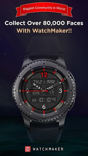 WatchMaker Watch Faces 5.6.9 screenshots 1