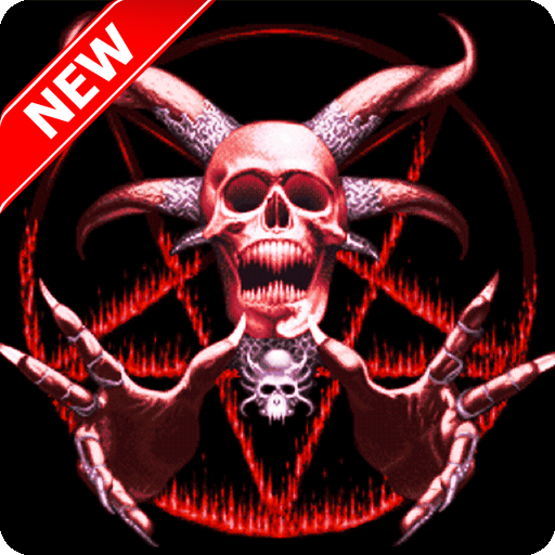 Satanic wallpaper apps on google play voltagebd Image collections