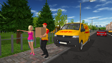 Delivery Game screenshot thumbnail