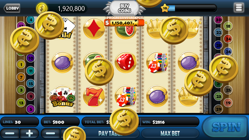 Casino VIP Deluxe - Free Slot 1.25 screenshots 2