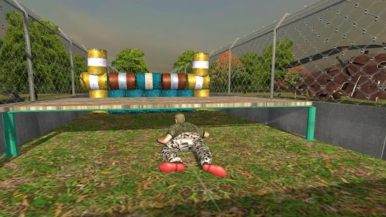 Military Commando Training 3D- screenshot thumbnail