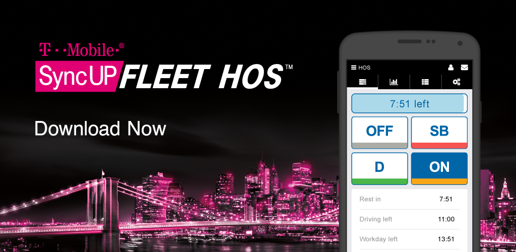 Download SyncUP FLEET HOS APK latest version 4 1 0 for