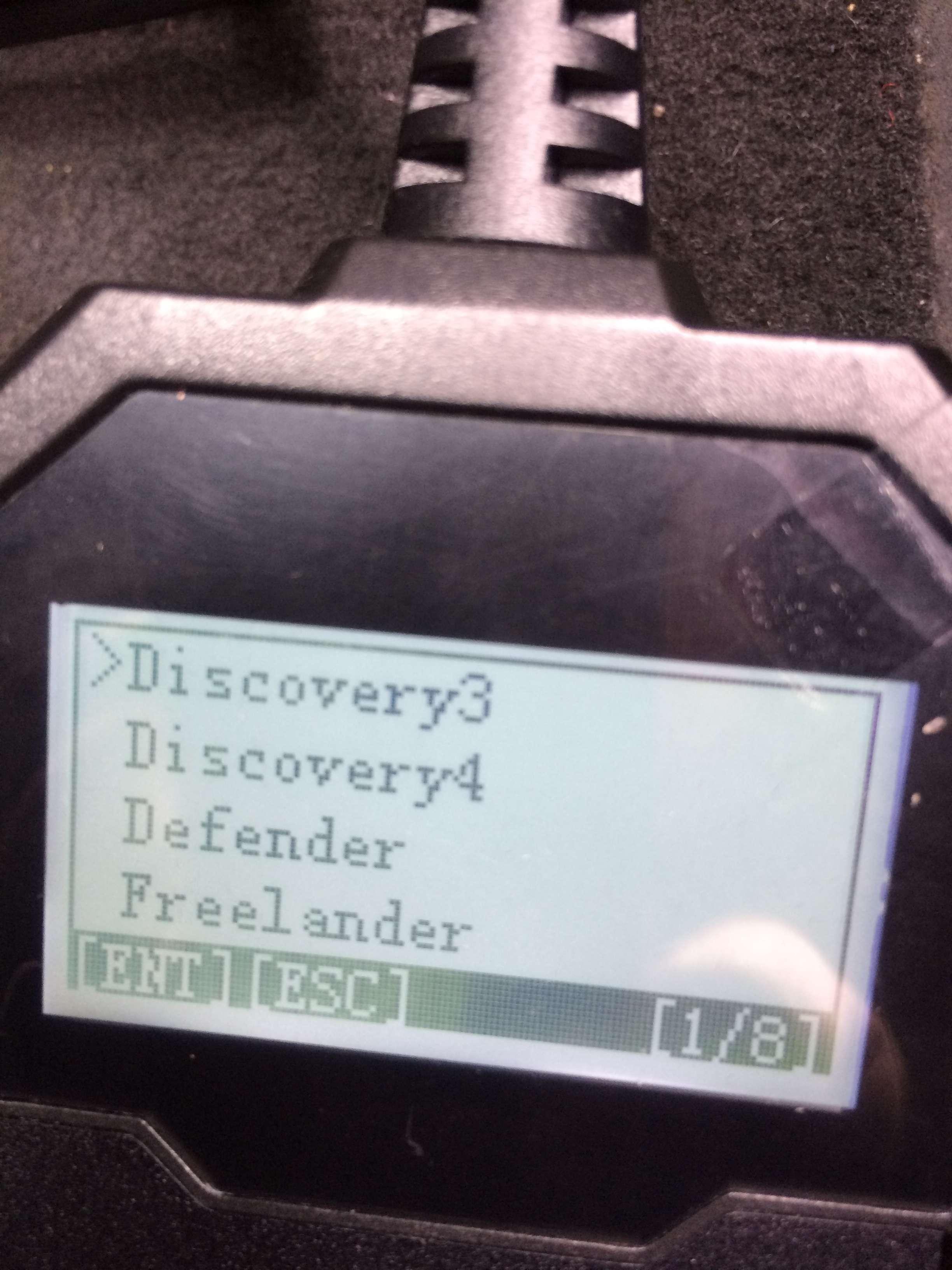 Newcastle Diagnostics   OBDPROG MT001 FORD MAZDA LAND ROVER
