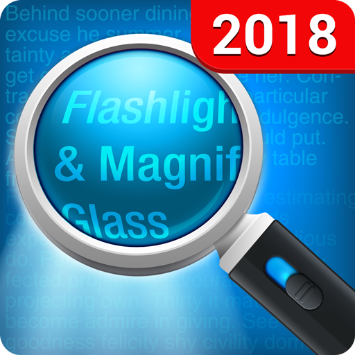 Magnifying Glass + Flashlight file APK for Gaming PC/PS3/PS4 Smart TV