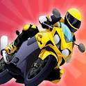Free Bike Traffic Racing Game icon