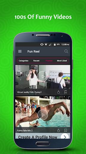FunReel: All viral funny videos collection 2019 HD 1.3 screenshots 3