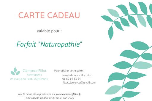 Forfait Naturopathie