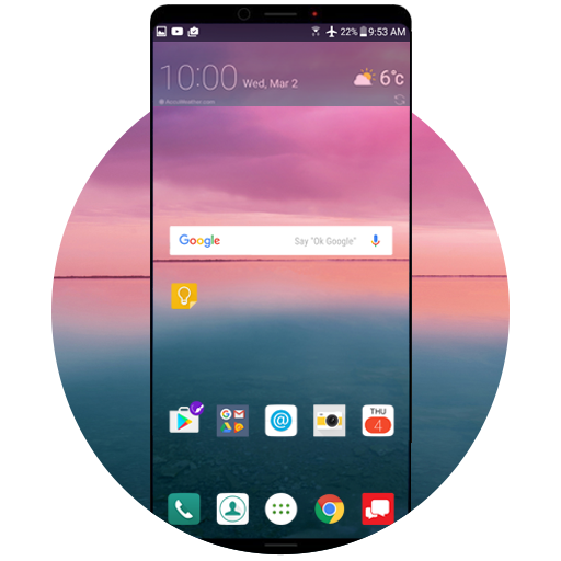 Launcher Theme for LG G7 1 0 + (AdFree) APK for Android