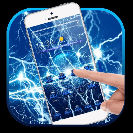 Storm Lightning Flash Theme