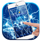 App Storm Lightning Flash Theme apk for kindle fire