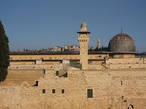 Photo: Dome of the Chain on the Temple Mount