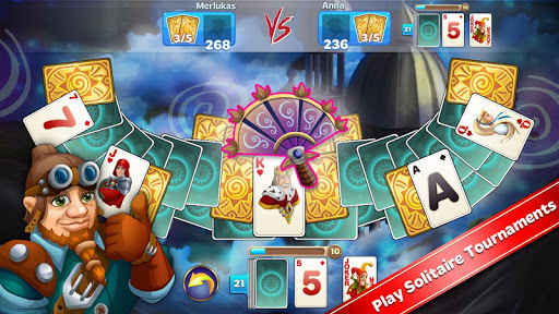 Solitaire Tales Live - screenshot