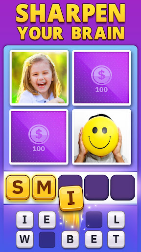 Pics ud83duddbcufe0f - Guess The Word, Picture Word Games apktram screenshots 1
