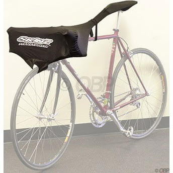 Skinz Road Bike Protector, For Wheel-Attatched Racks