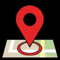 MapCircle icon