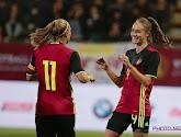 ? Deux joueuses belges nominées pour le but du mois