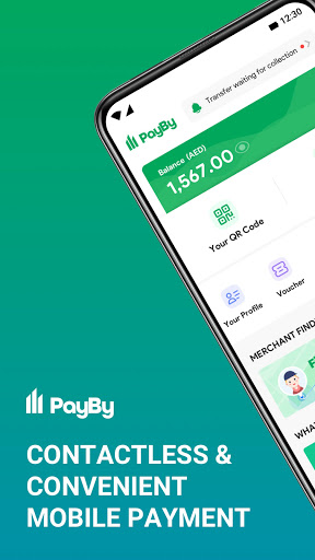 PayBy – Mobile Payment & Money Transfer screenshot 1