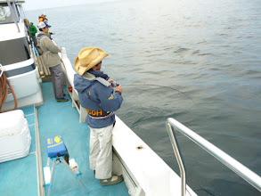 """Photo: 本日は、""""タイラバ""""での釣行です!"""