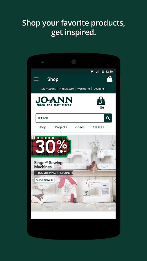 Jo-Ann- screenshot