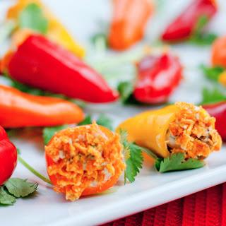 Chorizo Poppers