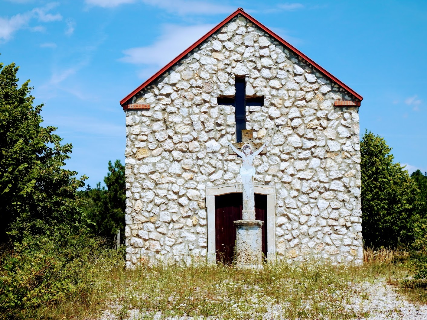 Biatorbágy - Szent Rozália-kápolna Torbágyon az ipari parkban