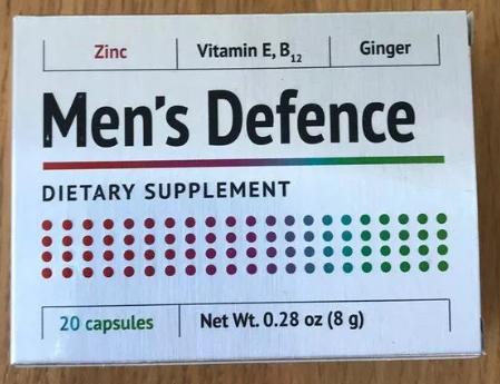 men defence