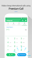 Screenshot of BridgeCall - Auto Free Call