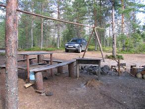 Photo: Стоянка на озере Толвоярви