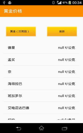 玩免費財經APP 下載黄金价格直播 app不用錢 硬是要APP