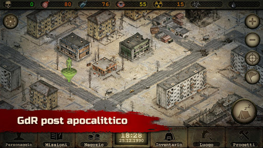Day R Survival  άμαξα προς μίσθωση screenshots 1