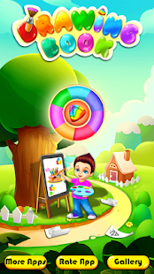 Party Coloring Book & Drawing Game - náhled