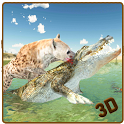 Wild Hyena Simulator 2017 icon