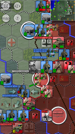 Fall of Army Group Center 1944 (free) 1.0.1.2 screenshots 1