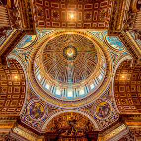 dome by Jim Cunningham - Buildings & Architecture Places of Worship