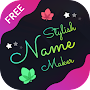 Stylish Name Maker and Quote Designs APK icon