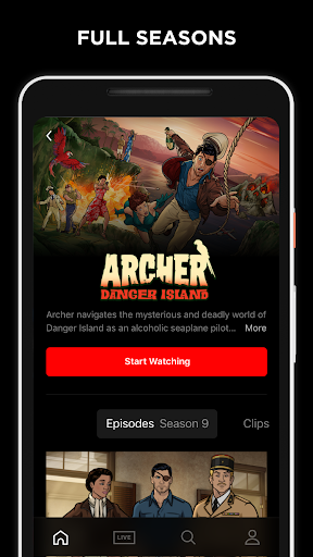 FXNOW: Movies, Shows & Live TV 3.13.5 screenshots 1