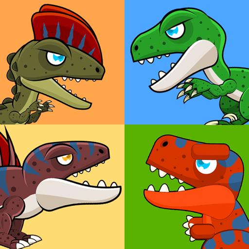 恐龙突袭:数学塔防大作战 策略 App LOGO-硬是要APP