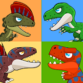 Dinosaur Math Tower Defense HD