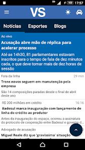 Jornal VS screenshot 0